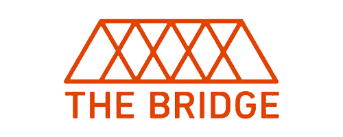 THE BRIDGE ロゴ